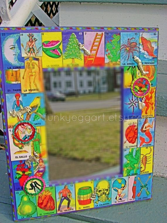 1000  images about loteria decor  on pinterest