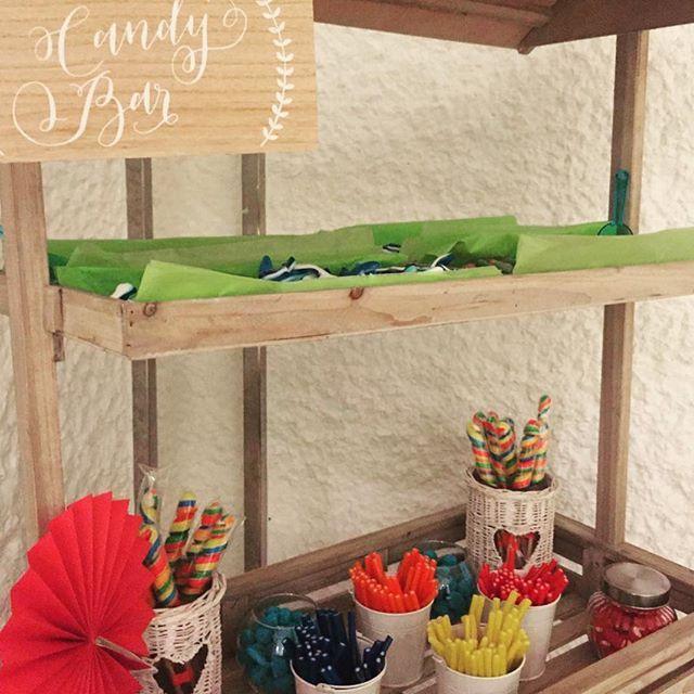 "@etcbahia: ""Candybar para empezar la tarde de domingo!! #decoeventos #mesasdulces #candybar #sweet #felizdomingo"""
