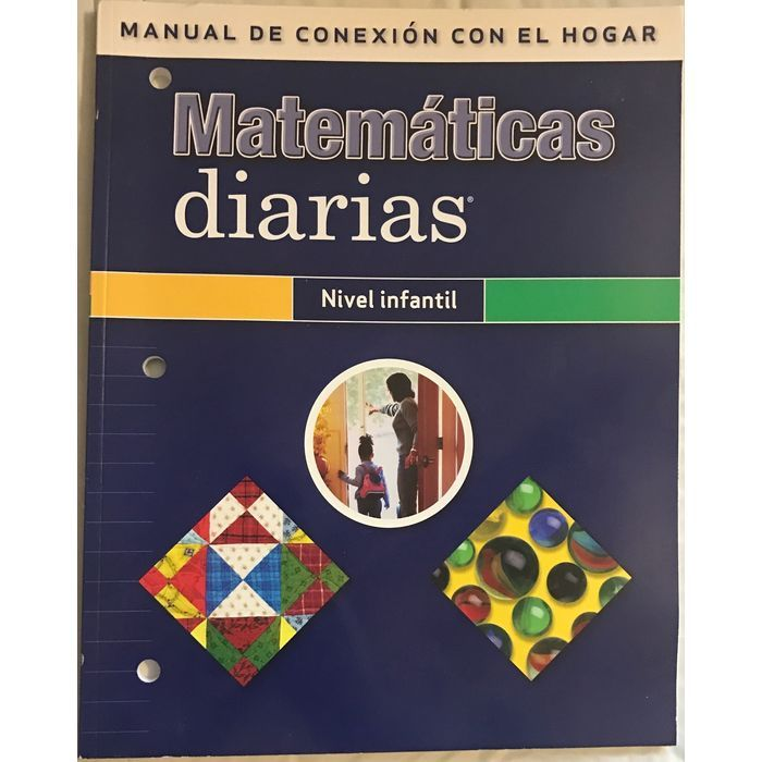 Matematicas Diarias Listing in the Spanish,Educational & Textbooks,Non Fiction,Books, Comics & Magazines Category on eBid United States | 155942257
