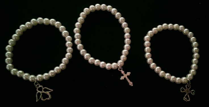 First Communion Bracelets