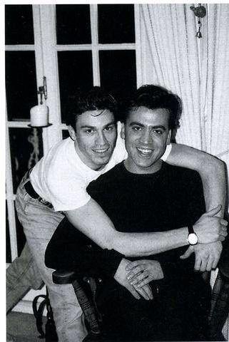 Mario and his brother Simon