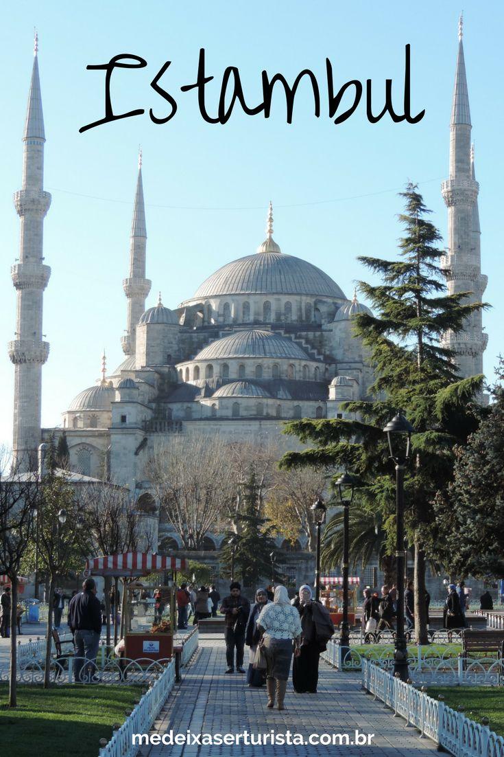 Veja como planejar o seu passeio por Sultanahmet, onde estão as principais mesquitas de Istambul