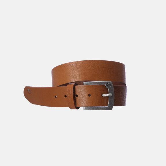 I'm such a sucker for leather >> Jack & Jones - Greb Leather Belt