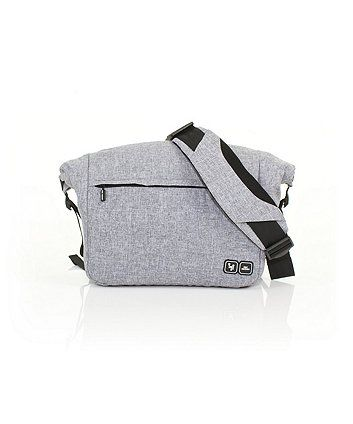 ABC Design Courier Changing Bag - Graphite - change bags - Mothercare