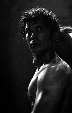Bellamy Blake (Animated GIF) The 100