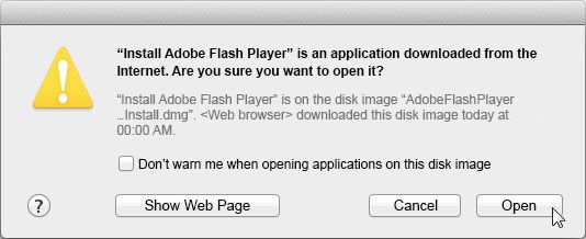 Adobe - Install Adobe Flash Player