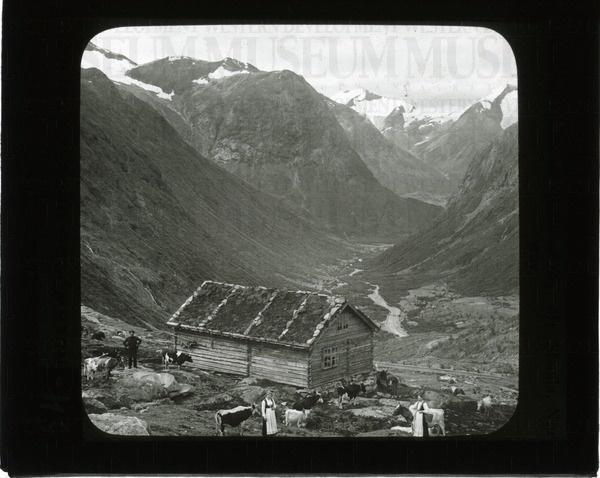 Down the Vidde valley, Mt. Skaala, Norway | saskhistoryonline.ca