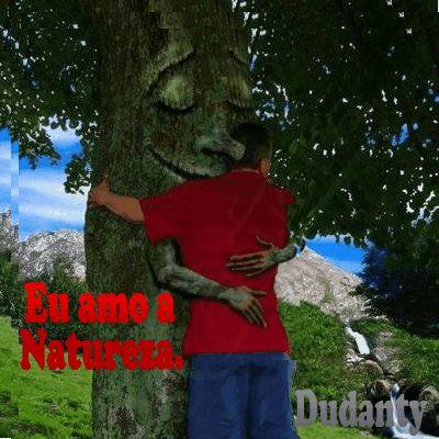 EU AMO A NATUREZA
