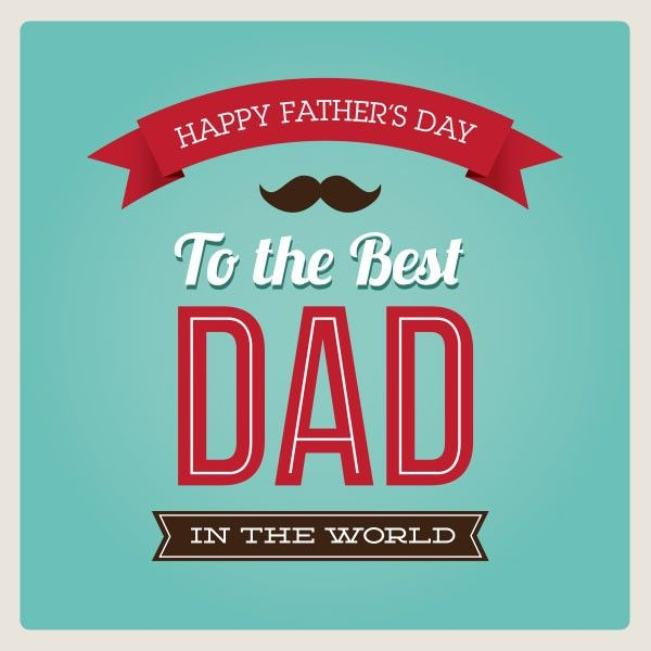 when is happy father day celebrated