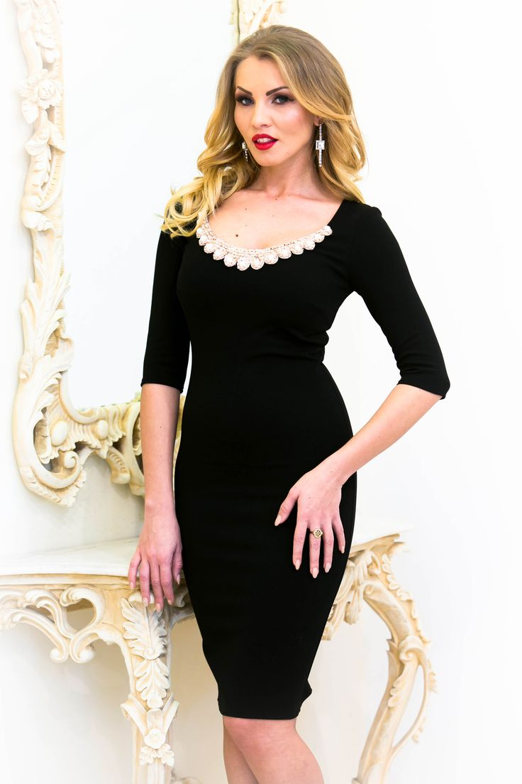 Dress and impress with a little black dress!