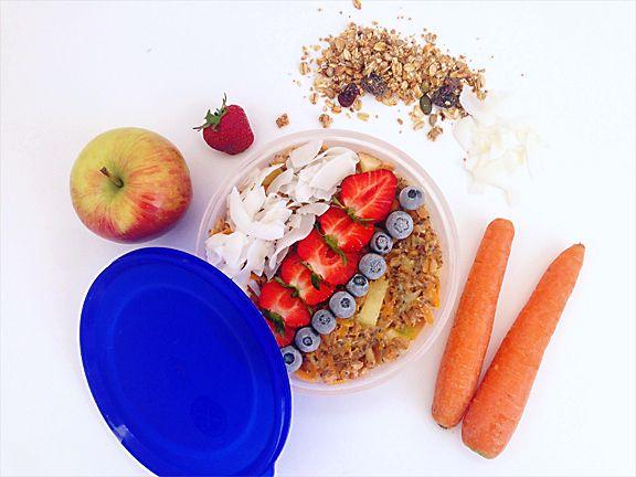 Meal-prep ist die Lösung gegen Heißhungerattacken und ungesunde Ernährung. So funktioniert der neue Trend!
