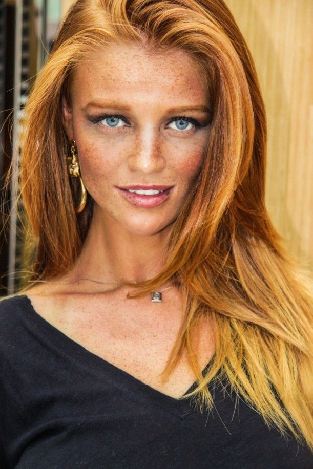 Cintia Dicker Ginger In 2019 Beautiful Red Hair Red