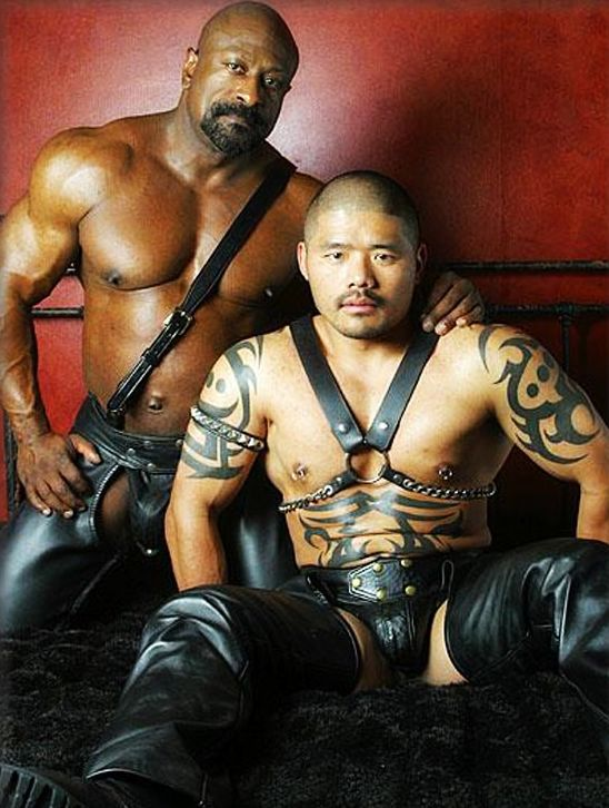 leatherguybeijing : Photo | Leather Bear / Cub | Leather ...