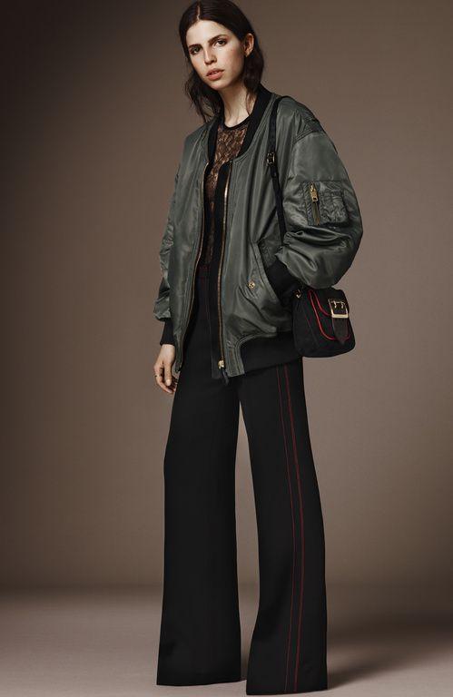 Veste bombers femme 2012