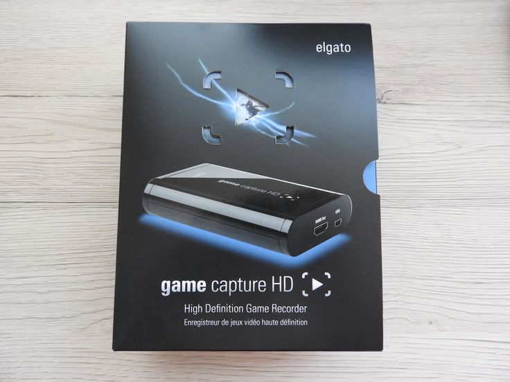 Unboxing Video über Elgato Game Capture HD Box und Software #unboxingvideo #elgatogamecapturehd #box #software