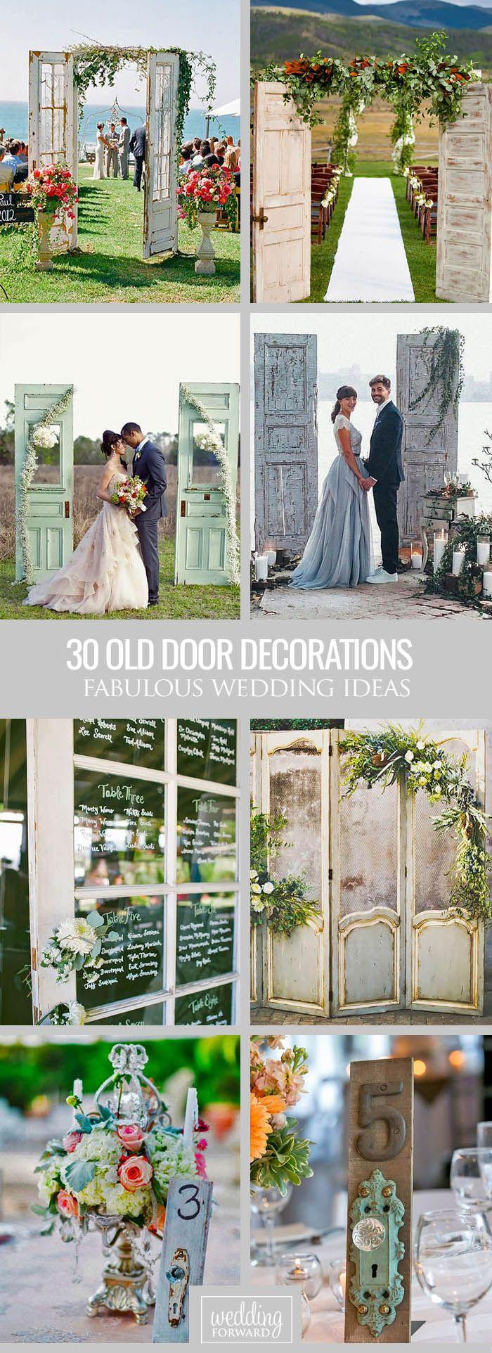 Best 25+ Wedding door decorations ideas on Pinterest ...