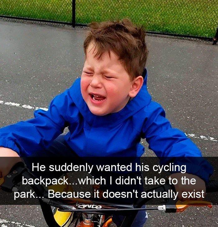 Absolutely Stupid Reasons Kids Had Meltdowns Reasons