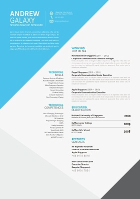 Cornerway - Designer CV at RecruitPlus.com