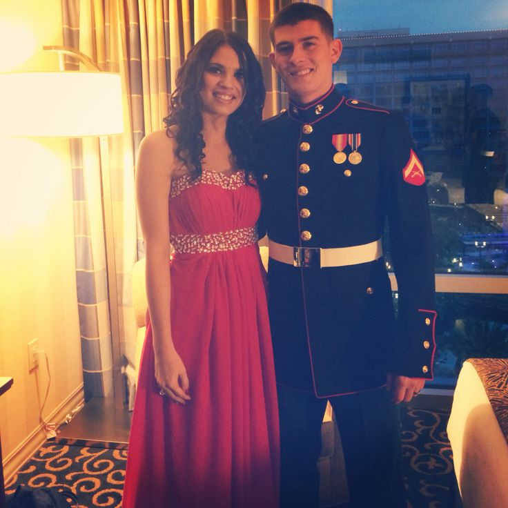 19 best Dresses images on Pinterest | Bridal gowns, Marine corps ...