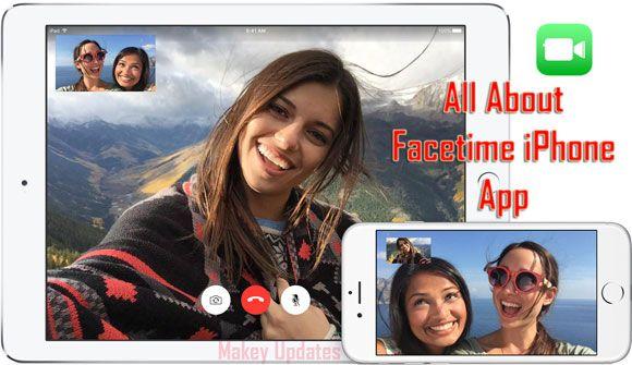 facetime iphone app