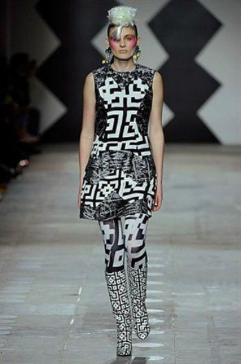 Les #QRcodes inspirent la mode