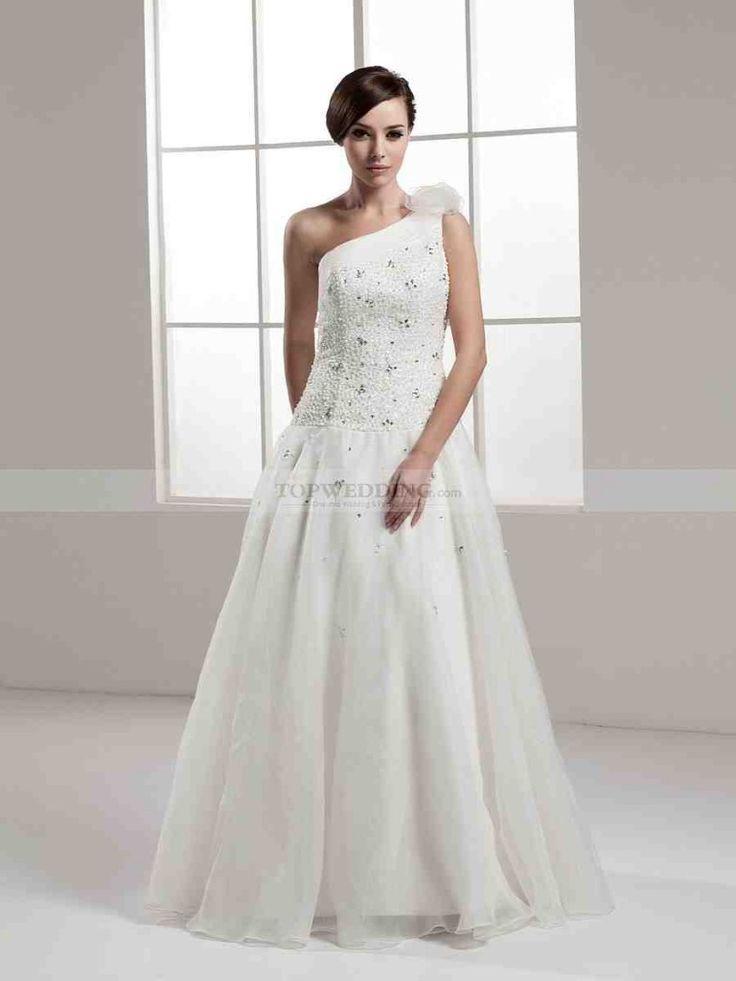 41 best second wedding dresses images on pinterest for Wedding dresses second time around brides