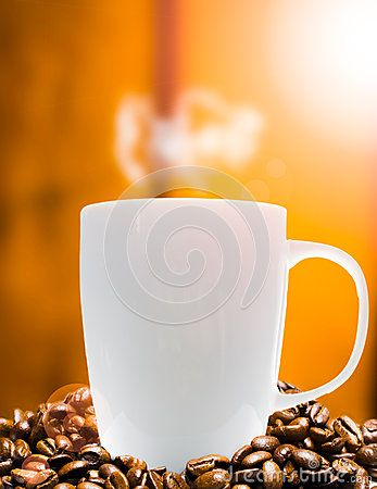#Coffee - Download From Over 26 Million High Quality Stock Photos, Images, Vectors. Sign up for FREE today. Image: 45204889