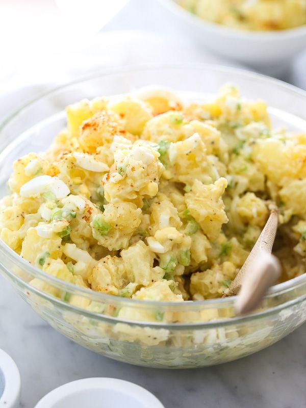 Comment faire de la meilleure salade de pommes de terre