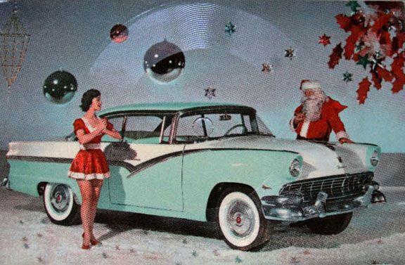Classic Car Xmas