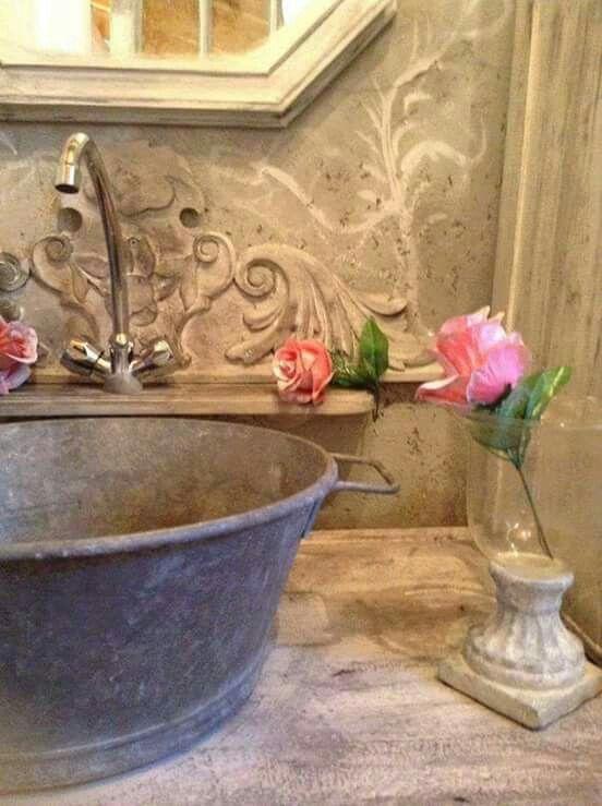 die 25+ besten ideen zu verzinkte dusche auf pinterest | rustikale ... - Badewanne Rustikal