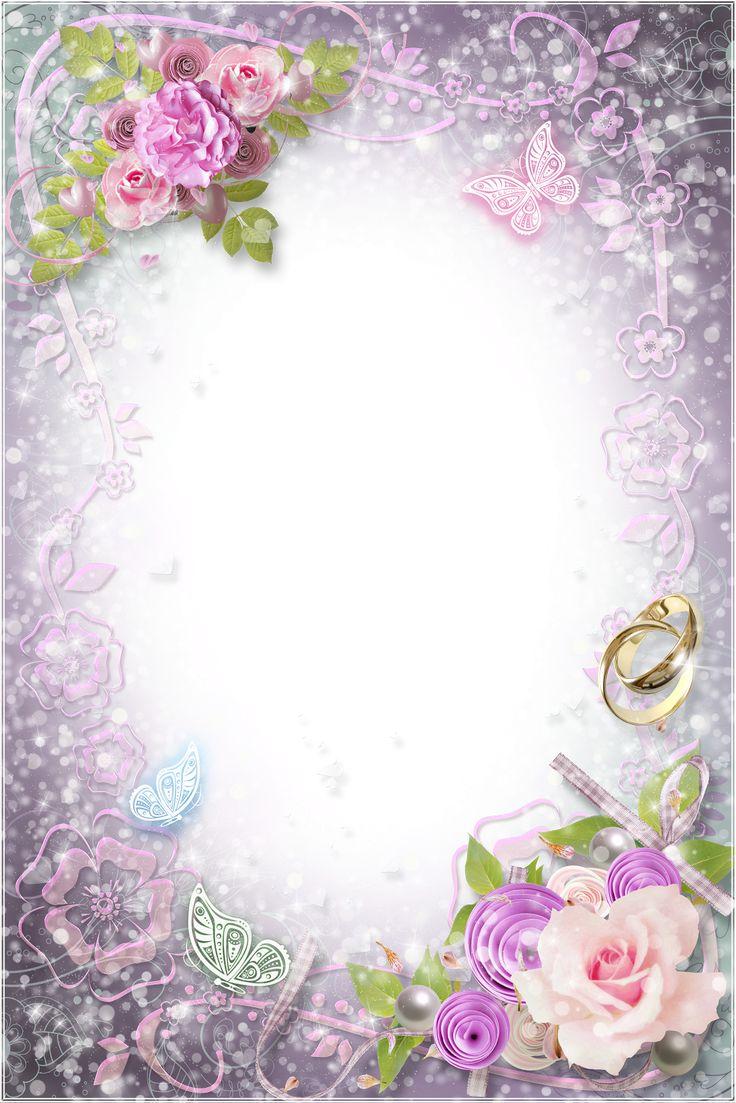 Красивые свадебные рамки для открыток, смешные картинки