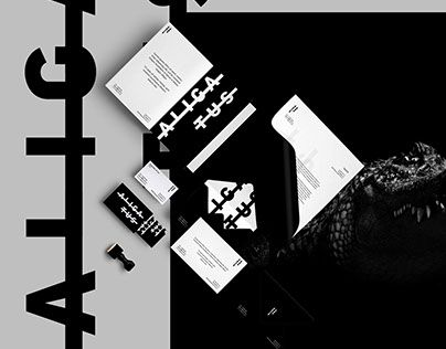 "Check out new work on my @Behance portfolio: ""Aligatus"" http://be.net/gallery/32877647/Aligatus"