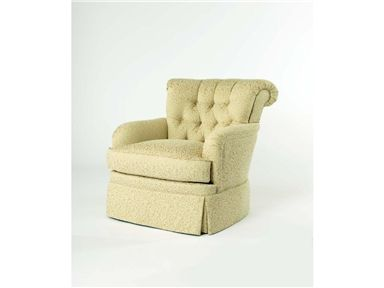 Century Furniture Mills Swivel Chair,   Hickory Furniture Mart In Hickory,  NC