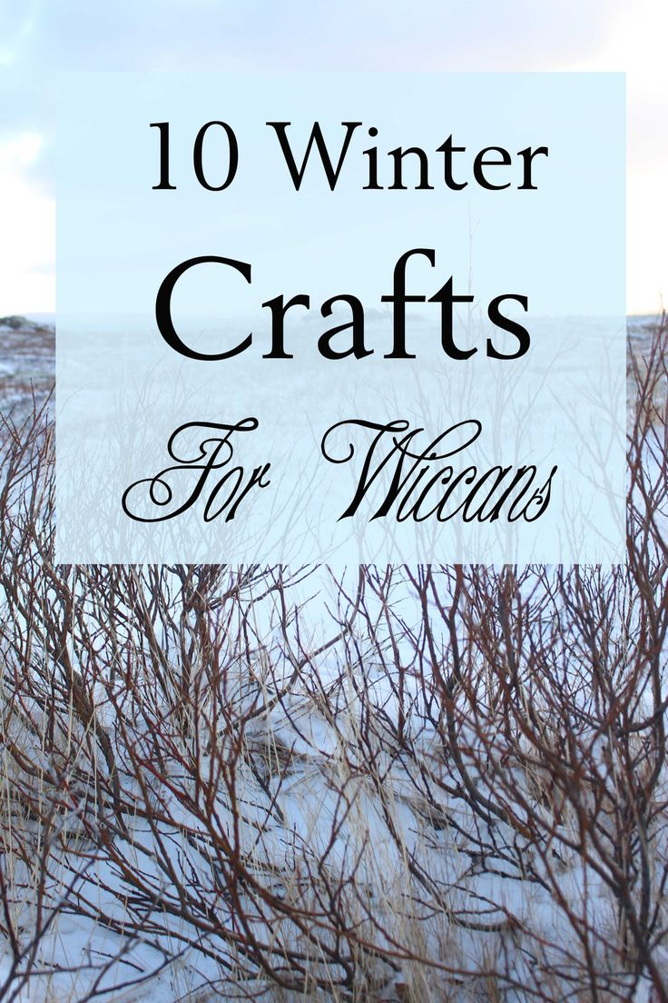 With the cold weather bringing everyone indoors, and the upcoming Yule holiday, making crafts and gifts indoors is a cozy, soul-nourishing activity. Here's some ideas for creating with the he…