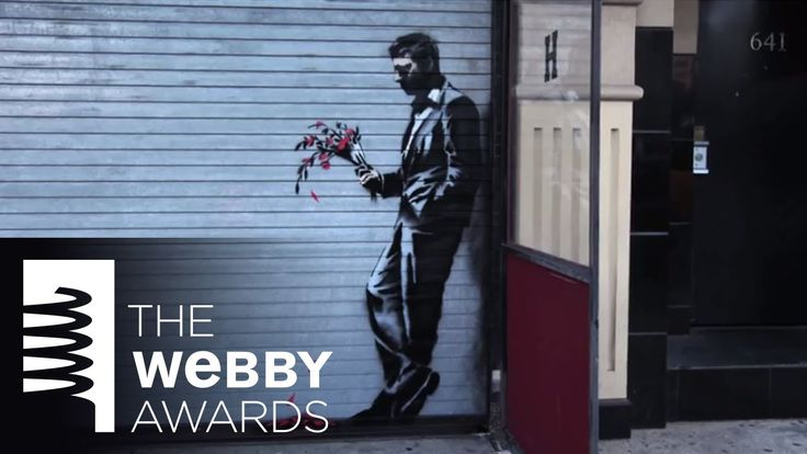 Banksy's New York City Artist-in-Residence Video From the 18th Annual Webby Awards
