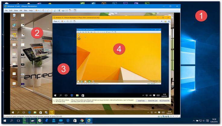 Windows 10: VMware Player ile Sanal Diske Kurulum Windows 10