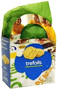 Girl Scout Cookie Box Favor Box