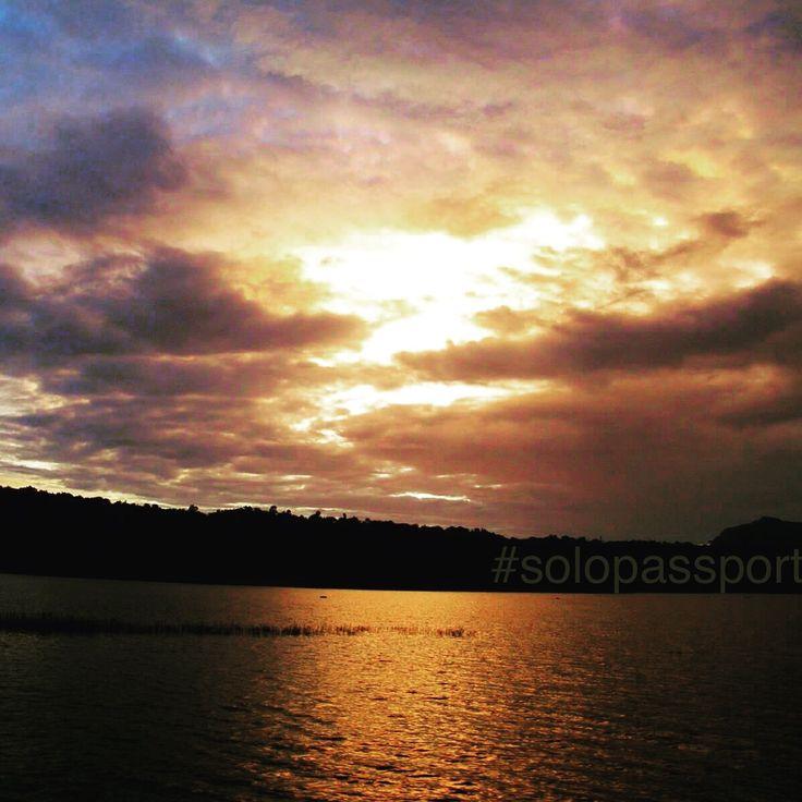 Sunset at Kanva Reservoir #kanva #kanvareservoir #karnataka #karnatakatourism #solopassport #StudentFlights #indiaincredible #discover_india  #desi_diaries  #worlderlust  #india_gram #travelawesome #tasteintravel #travelingourplanet #thingstodoinmumbai #photographyofindia #findingindia