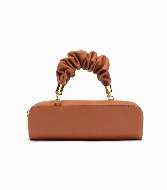 The Sant Mini Kinchaku Brown Piece In 2019 Designer
