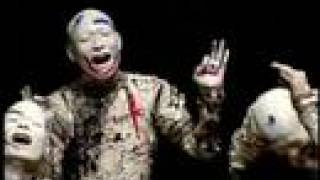 sankai juku - butoh dance (buto), via YouTube.