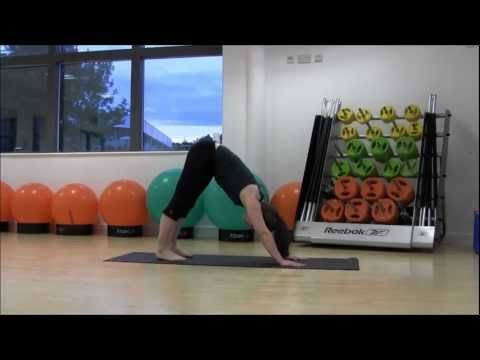 Pilates (Advanced) - Week 3 - Loughborough Sport - YouTube