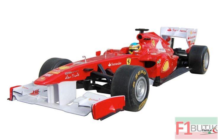 Model Ferrari F1 F150 Italia - skala 1:12   FERRARI ACCESSORIES   Fbutik   Scuderia Ferrari Collection