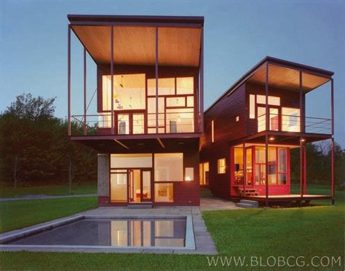 Steven Holl - Y House