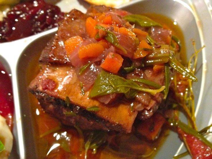 Dutch Oven Braised Short Ribs- A Mario Batali recipe