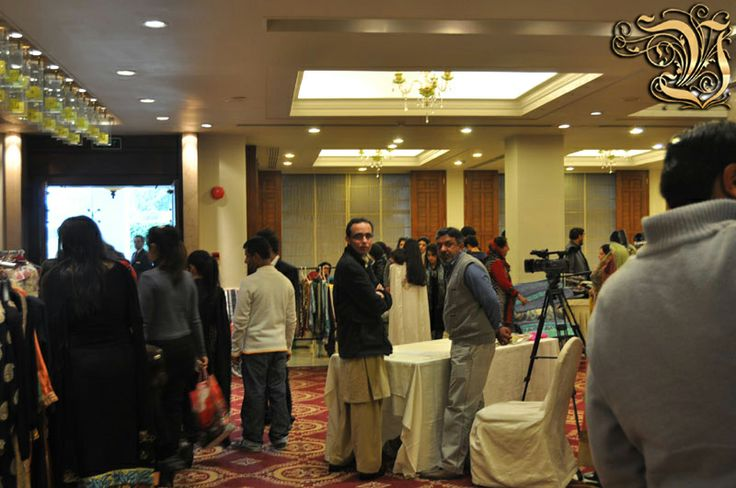Media Coverage in Fashion Festival at PC Rawalpindi 4 March 2014. Organized by Designer's Association Islamabad, Project by Media Sniffers.