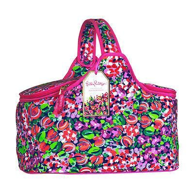 Lilly Pulitzer - Party Cooler - Insulated Bag - Wild Confetti