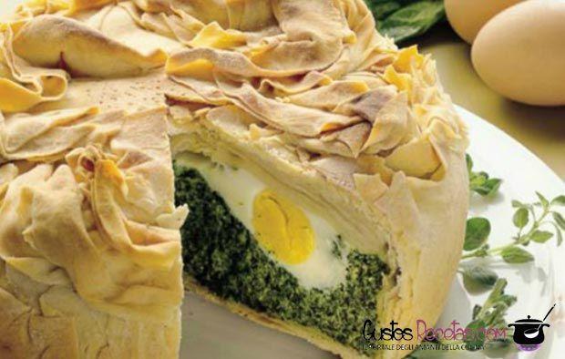 Torta+pasqualina+dalla+tradizione+ligure
