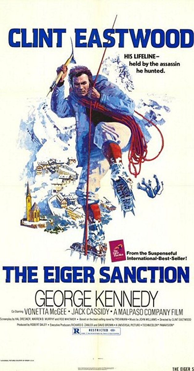 The Eiger Sanction (1975) - IMDb