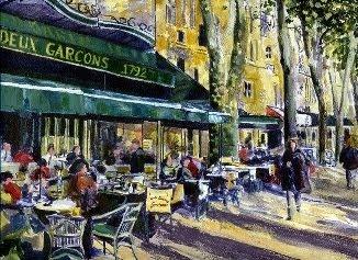 Les Deux Garcons, Aix en Provence