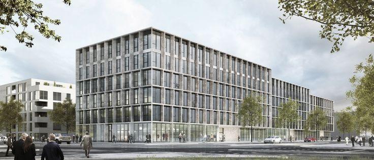 JSWD Architekten - Grundsteinlegung für die neue Hauptverwaltung der GAG in Köln